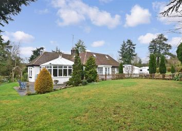 Thumbnail 3 bed detached bungalow for sale in Reigate Road, Buckland, Betchworth, Surrey