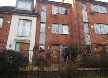 Thumbnail 4 bed town house for sale in Christie Lane, Salford