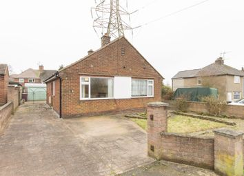 Williamthorpe Road, North Wingfield, Chesterfield S42. 2 bed detached bungalow for sale