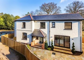 Thumbnail 3 bed semi-detached house for sale in Scotts Grove Road, Chobham, Woking