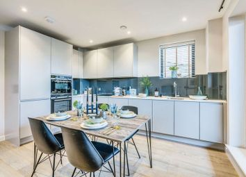 Thumbnail 1 bed flat for sale in Leaden Hill, Coulsdon