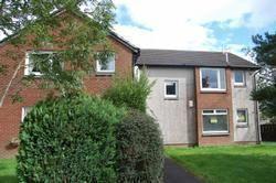 Thumbnail 1 bedroom flat to rent in Rosslyn Road, Ashgill Larkhall