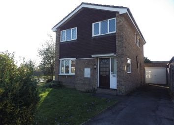Thumbnail 4 bedroom detached house to rent in Dovetrees, Carterton, Oxfordshire