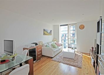 Thumbnail 1 bed flat to rent in Ability Place, 37B Millharbour, London