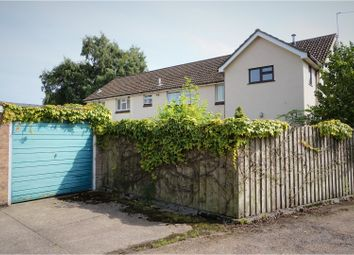 Thumbnail 3 bed end terrace house for sale in The Green, Saxtead, Woodbridge