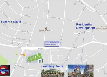 Thumbnail Land for sale in Forty Lane, Wembley, Greater London