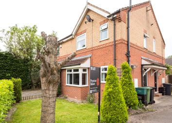 Thumbnail 1 bed semi-detached house to rent in St. James Close, York