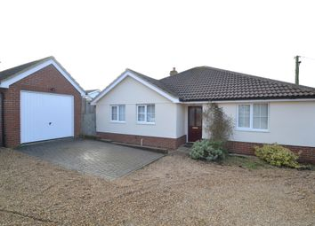 Thumbnail 3 bedroom detached bungalow for sale in Park Road, Sudbury