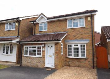 Thumbnail 4 bed detached house to rent in Mary Rose Avenue, Churchdown, Gloucester