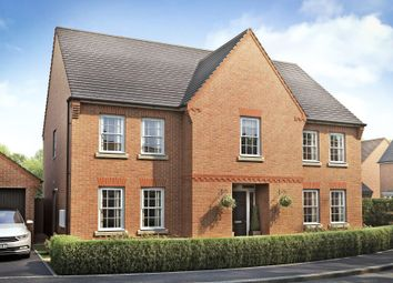 "Thumbnail 5 bedroom detached house for sale in ""Glidewell"" at Hill Pound, Swanmore, Southampton"