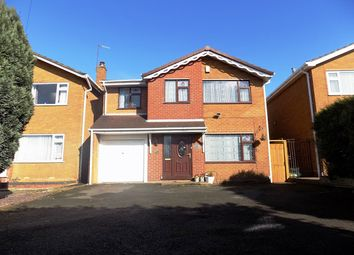 Thumbnail 4 bed detached house for sale in Moss Grove, Kingswinford, Kingswinford