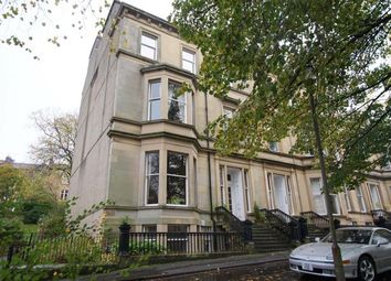 Thumbnail 1 bed flat to rent in Crown Terrace, Glasgow