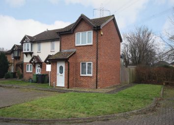 Thumbnail 1 bed end terrace house to rent in Torridge Drive, Didcot