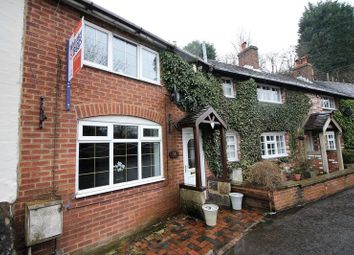 Thumbnail 2 bed terraced house for sale in Middle Cottage, Station Road, Cheddleton