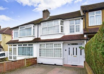 Thumbnail 3 bed terraced house for sale in Esher Avenue, Sutton, Surrey