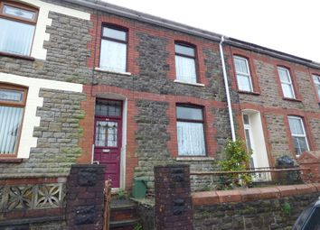 Thumbnail 3 bed terraced house for sale in Glynfach Road, Porth