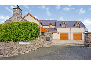 Thumbnail 5 bed detached house for sale in Engedi, Nr Rhosneigr