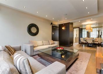 Thumbnail 3 bed flat to rent in Lowndes Square, Belgravia, London