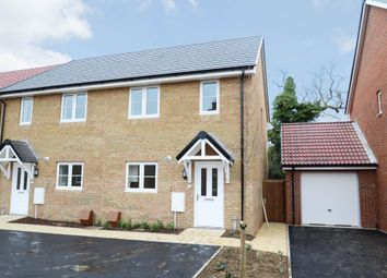Thumbnail 2 bedroom semi-detached house for sale in Mace Road, Mildenhall, Bury St. Edmunds