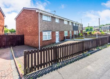 Thumbnail 2 bed end terrace house for sale in College Close, Wednesbury