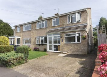 Thumbnail 4 bed semi-detached house for sale in Tabor Close, Harlington, Dunstable