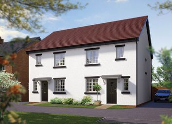 "Thumbnail 3 bed property for sale in ""The Southwold"" at Hall End, Wootton, Bedford"