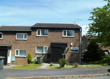 Thumbnail 2 bed flat to rent in Pine Croft, Chapeltown, Sheffield