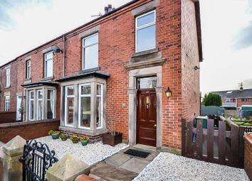 Thumbnail 3 bed end terrace house for sale in Chorley Old Road, Whittle-Le-Woods, Chorley
