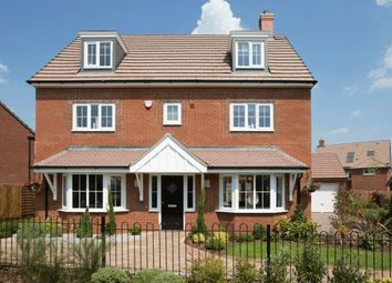 """Thumbnail 5 bedroom detached house for sale in """"Stratford"""" at Eldon Way, Crick Industrial Estate, Crick, Northampton"""