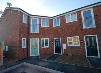 Thumbnail 2 bed flat to rent in Nesbitt Close, Stafford