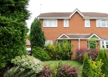 Thumbnail 3 bed semi-detached house to rent in Chaucer Close, Gateshead