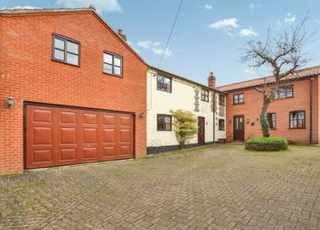 Thumbnail 4 bed property for sale in The Lizard, Wymondham