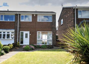 Thumbnail 3 bed property to rent in Cresswell Drive, Blyth