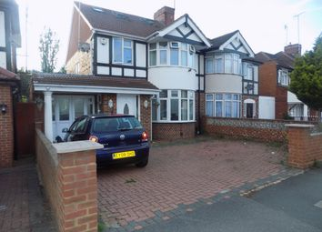Thumbnail 6 bed semi-detached house for sale in Delamere Road, Hayes