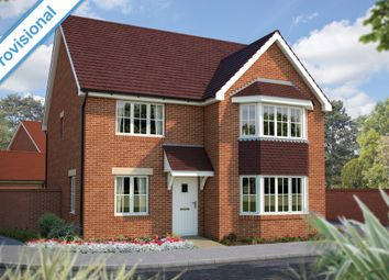 "Thumbnail 5 bedroom detached house for sale in ""The Oxford"" at Winchester Road, Hampshire, Botley"
