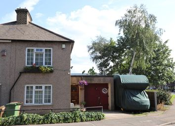 Thumbnail 2 bed semi-detached house for sale in Slade Green Road, Erith