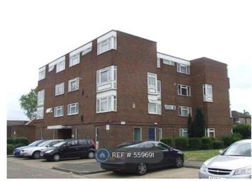 Thumbnail 2 bed flat to rent in Hayes, Middlesex