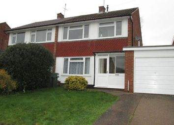 Thumbnail 3 bed semi-detached house to rent in Slideslow Avenue, Bromsgrove