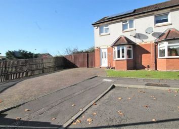 Thumbnail 3 bed semi-detached house for sale in Thornkip Place, Coatbridge