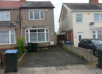 Thumbnail 3 bed terraced house to rent in St. Lukes Road, Holbrooks