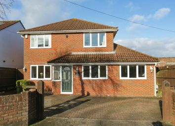 The Droveway, St. Margarets Bay, Dover CT15. 4 bed detached house for sale
