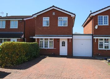 Thumbnail 2 bed link-detached house for sale in Blenheim Close, Lostock Hall, Preston