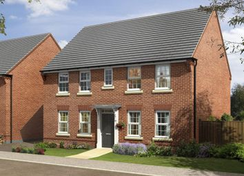 "Thumbnail 4 bed detached house for sale in ""Chelworth"" at Birmingham Road, Bromsgrove"
