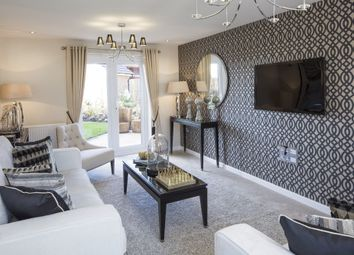"""Thumbnail 3 bed detached house for sale in """"Faringdon I"""" at Liverpool Road, Widnes"""