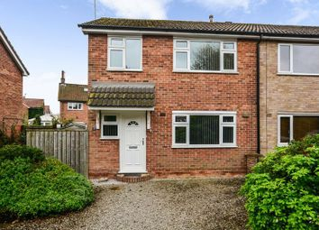 Thumbnail 2 bed terraced house for sale in Forty Steps, Anlaby, Hull