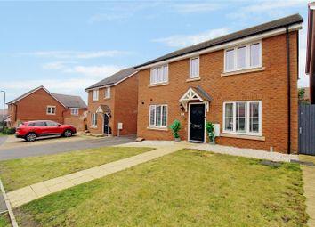 Shenley Brook End, Milton Keynes MK5. 4 bed detached house for sale