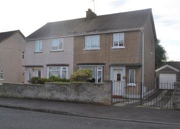 Thumbnail 3 bedroom semi-detached house for sale in 92 Sinclair Street, Stevenston