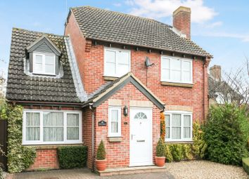 Thumbnail 4 bed detached house for sale in Bailey Close, Devizes