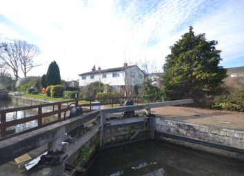 Thumbnail 3 bed semi-detached house to rent in Kennet Side, Reading