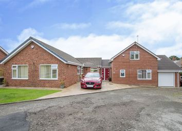 Thumbnail 6 bed detached bungalow for sale in Belvedere Close, Swanwick, Alfreton